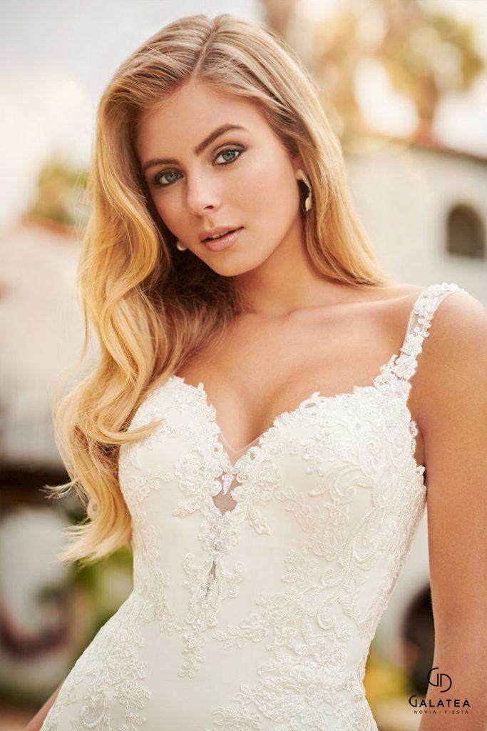 Vestido de novia colección Mon Cheri