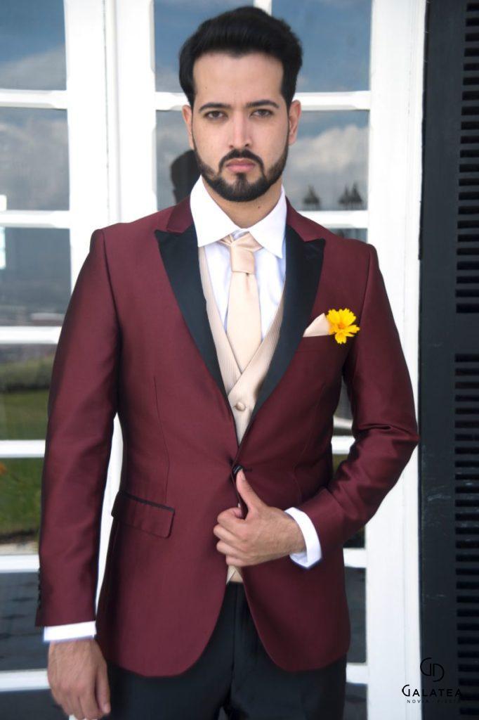 Alquiler de trajes para el novio tuxedo