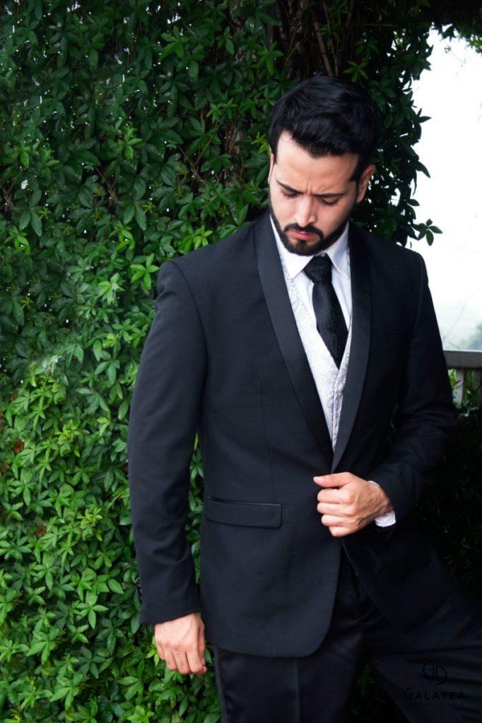 Alquiler de trajes para hombre